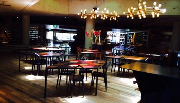 Monster Kitchen and Bar, New Acton – the best place for